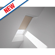 Velux Black-Out Blind Beige 550 x 980mm