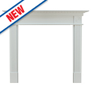 Focal Point Woodthorpe Fire Surround White