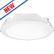 Enlite Fixed Round LED Downlight 1800Lm White 23W 220-240V
