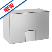 Franke Rodan Touch-Free Hand Dryer Satin Chrome 2.2kW