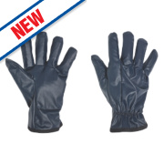 Impacto BGNITRILE Nitrile-Coated Air Anti-Vibration Gloves Blue X Large