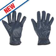 Impacto BGNITRILE Nitrile-Coated Air Anti-Vibration Gloves Blue X Large