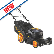 McCulloch M53-190WF 53cm hp 190cc Self-Propelled Rotary Petrol Lawn Mower