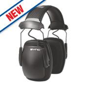 Howard Leight Sync Stereo Ear Defenders 31dB SNR