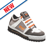 Timberland Pro Bradford Safety Trainers Grey Size 10