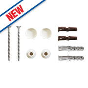 Rawlplug 67-484 Sanitary Fixing Kit