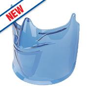 Bolle Atom Safety Goggle Visor Blue