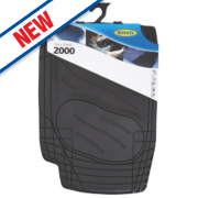 Ring Universal Car Mats Pack of 4