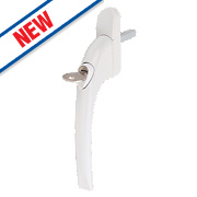 Smith & Locke ProLinea Espagnolette Window Handle White Close-Fitting
