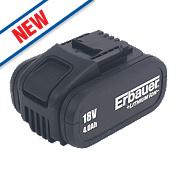 Erbauer ERI660BAT 18V 4.0Ah Li-Ion Battery