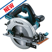 Makita DHS710ZJ Twin 18V Li-Ion 190mm Cordless Circular Saw - Bare