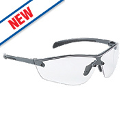 Bolle Silium+ Clear Lens Safety Specs