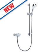 Mira Minilite EV Mixer Shower Exposed Chrome