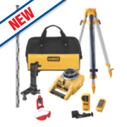 DeWalt Self-Levelling Rotary Laser Level