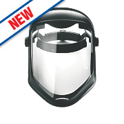 Honeywell Bionic Polycarbonate Face Shield Clear