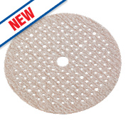 Norton Exp Multi Air Sanding Discs Punched 150mm 180 Grit Pack of 5