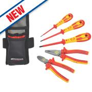 C.K. Electricians Core Tool Kit 5 Piece Set