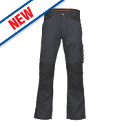 "Timberland Pro 621 Multi-Pocket Trousers Castor Grey 31"" W 30"" L"