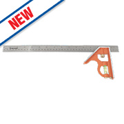 """Bahco Combination Square 16"""" (405mm)"""