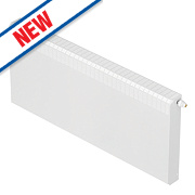 Barlo Double Panel Plus Low Surface Temperature Radiator White 870 x 2000mm
