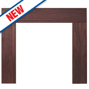 Focal Point Wichita Fire Surround Walnut Veneer