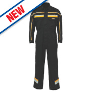 JCB Hollington Coverall Black X Large 46-48