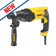 DeWalt D25133K-GB 2kg SDS Plus Hammer Drill 240V