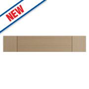 Oak Kitchens Shaker 600 Appliance Panel 596 x 139mm
