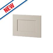 Matt Stone Shaker Appliance Door 596 x 432mm