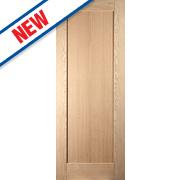 Jeld-Wen Shaker Single-Panel Interior Door Oak Veneer 2040 x 726mm