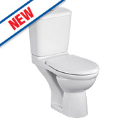 Ideal Standard Alto Close Coupled Toilet Dual Flush 4/6Ltr