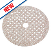 Norton Exp Multi Air Sanding Discs Punched 125mm 180 Grit Pack of 5