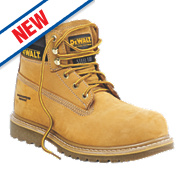 DeWalt Work Safety Boots Wheat Size 12