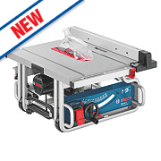 Bosch GTS10J1 Professional 254mm Portable Table Saw 110V