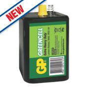 GP Batteries Greencell Lantern Battery PJ996 6V