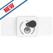Abus Van & Double Door Integrated Lock