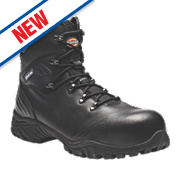 Dickies Urban Safety Boots Black Size 7