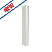Luceco LED Wall Light White 415Lm 10W