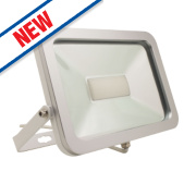 Brackenheath ispot LED Floodlight 50W White