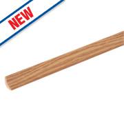 Vitrex Medium Oak Scotia Laminate Beading 2m Pack of 10