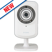 D-Link DCS-932L/B HD Day / Night Indoor Cloud Camera w/ mydlink App