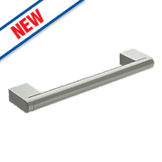 Hafele Boston Handle Stainless Steel 128mm