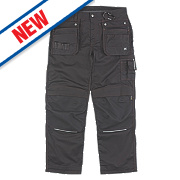 "Hyena Krakatowa Trousers Black 34"" W 32/34"" L"