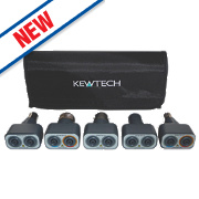 Kewtech Lightmates Lighting Circuit Test Adaptors