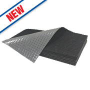 Lubetech Superior Poly-Backed Maintenance Pads Pack of 20