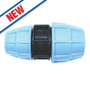 Floplast MDPE Reducing Coupler 32 x 25mm