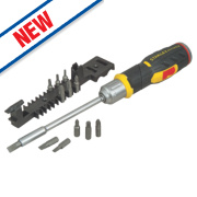 Stanley FatMax Multi-Bit Ratchet Screwdriver
