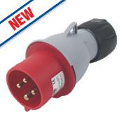ABB Straight Plug 16A 3P+E 415V 6H IP44