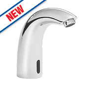 Bristan Timed Flow Touch-Free Bathroom Basin Spout & Infrared Sensor