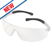 Stanley Shield Clear Lens Safety Specs